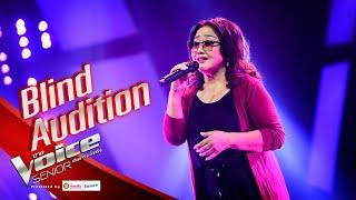 อาตุ๊กตา - Que Sera Sera - Blind Auditions - The Voice Senior Thailand - 17 Feb 2020