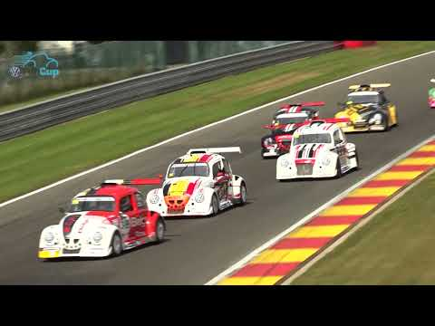 25 Hours VW Fun Cup 2018 - Race report