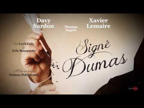 Bande annonce de Signé Dumas