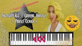 Butterflies - Gabbie Hanna ( Piano Cover )
