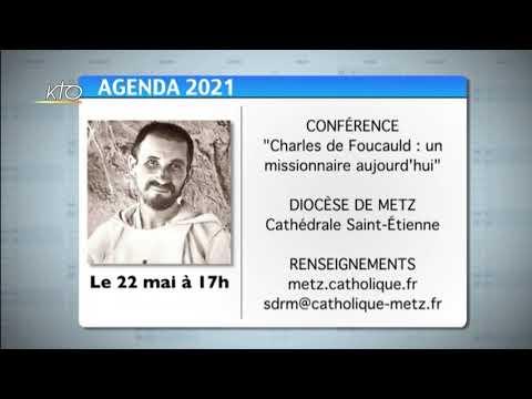 Agenda du 14 mai 2021