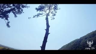 (2.7K) FPV FreeStyle; Park Golf Spot w/t Strong Wind | 파크골프장에서 바람에 취해... | FPV 드론 프리스타일 | JJang FPV