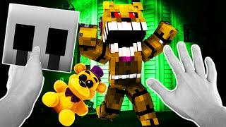 Realistic Minecraft - FNAF CRYING CHILD IN REAL LIFE!