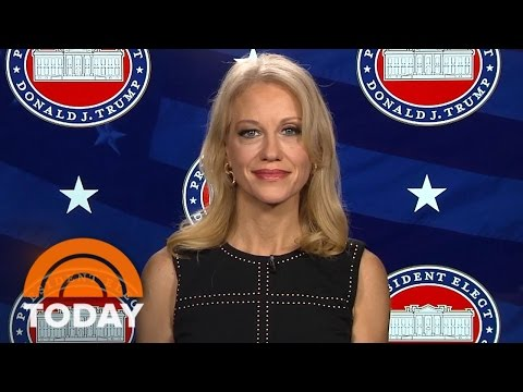 Kellyanne Conway On Donald Trump's Possible Conflicts Of Interest, Future Of His Business | TODAY