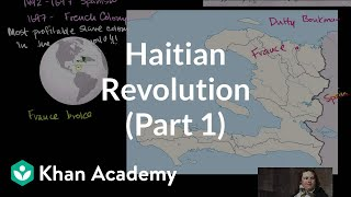 Haitian Revolution (Part 1)