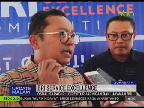 BRI SERVICE EXCELLENCE #UPDATEMALAM