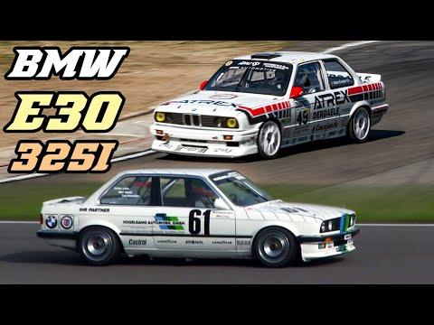 BMW E30 325i Group A & Other 325i - nice straight-6 sounds