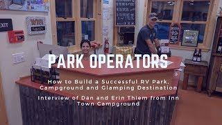 How to Successfully Build A Campground Or RV Park
