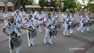 DCI 2016 | Madison Scouts Drumline - MULTI-CAM