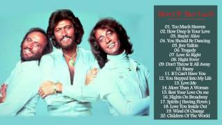 The Best Of Bee Gees - Bee Gees Playlist ( HD/HQ)