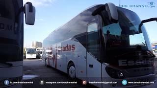 Esadaş Turizm Kaptanı İle Muhabbet Ediyoruz - Setra S516 GT-HD Otobüs Tanıtımı