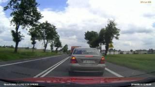 preview picture of video 'DK7 Jędrzejów - #Kielce Południe x3'