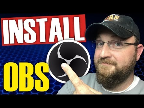 How To Install OBS Studio 2019