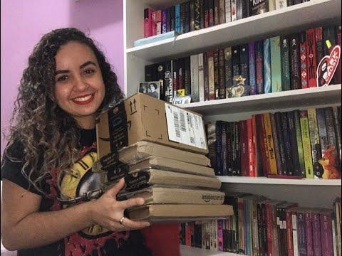 Mega unboxing de livros da Amazon | Livro importado, Sophie Kinsella,Julia Quinn...