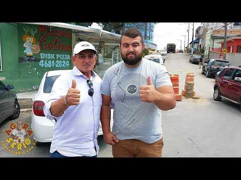 Dj Favela o Fotomusicada vai para Robson Brandão e Prefeito Ayres Scorsatto