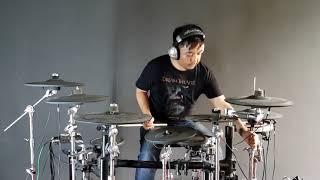 ROCKET ROCKERS - PILIHANKU ( Drum Cover )