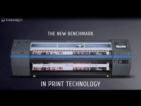 Head Solvent Printer