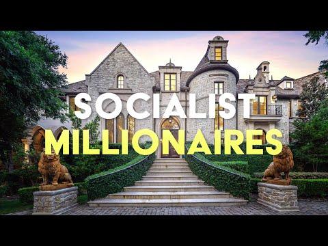 Are Millionaire Socialist Celebrities Hypocrites?