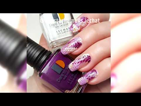 Summer Mini Nail Art Tutorial