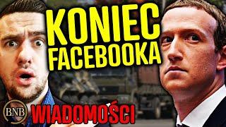 Facebook TRACI KONTROLĘ! Kolejny kraj ODCINA ich SERWERY | WIADOMOŚCI
