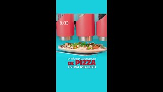 #Pizza #Máquina #Piestro #Cliente #Consumidor #Automatización #VideoVertical #crowdfunding #Mercado