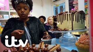 Can Kids Left Alone in a Sweet Shop Resist Stealing? | Planet Child | ITV
