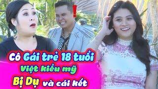 Cô Gái 18 Tuổi Việt Kiều Mỹ Bị Dụ Khiến Hồng Vân Quốc Thuận Choáng Váng | VỢ CHỒNG SON | VCS