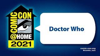 Doctor Who Comic Con 2021