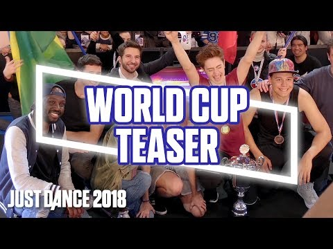 Just Dance 2018:  World Cup | Teaser Trailer | Ubisoft [US] thumbnail