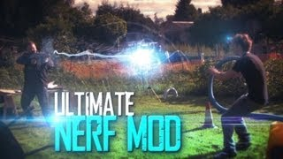 Ultimate Nerf Gun Mod - Insane VFX