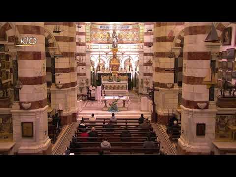 Laudes et Messe du 24 octobre 2020 à Notre-Dame de la Garde