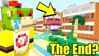 Is this the END of the SCHOOL SERIES...? | Nintendo College | Minecraft [96]