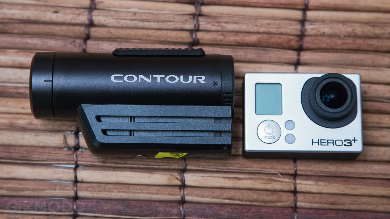 Contour Is Back, With A New Waterproof Action Cam