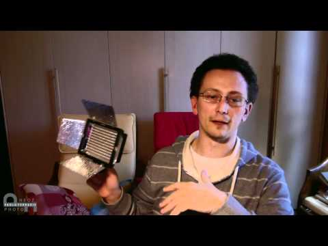 Yongnuo YN160 Led Light Review by Neoz