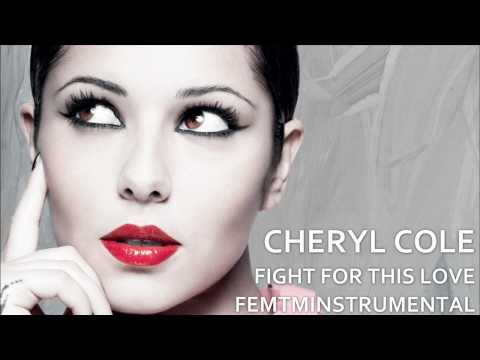 Cheryl Cole - Fight For This Love [Official Instrumental+Backings]