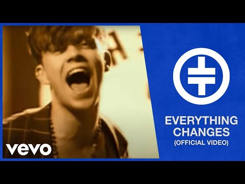 Take That - Everything Changes (Official Video)
