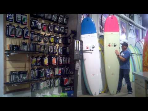 Takayama In The Pink Surfboard Video Review