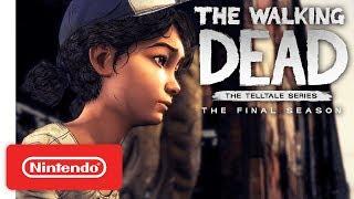 The Walking Dead: The Final Season - Episode 3 Launch Trailer - Nintendo Switch
