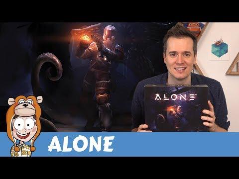 Alone Review - Actualol