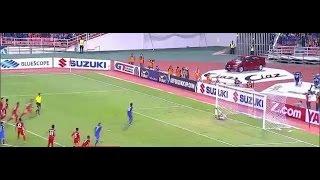 Ketika Kena Pinalti Piala AFF Kiper Kurnia Mega Sempat Buat 1 Penyelamatan Desakan Pinalti