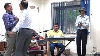 AYE MERI ZOHARA JABEN BY ASIM BHATTACHARYA AT OLD PINTO PARK 2018 , AS ON (28-10-2018)