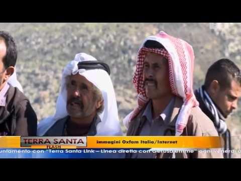 Terra Santa Flash: Oxfam Italia in difesa dei beduini palestinesi