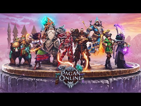 Pagan Online: Early Access Gameplay Trailer thumbnail