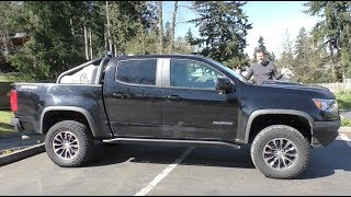 Here's Why The Chevy Colorado ZR2 Is the Coolest Midsize Truck | Kholo.pk