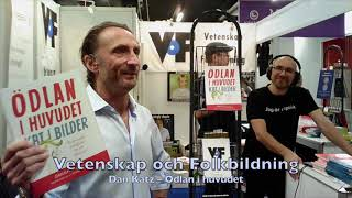 VoF Bokmässan 2017 – Dan Katz