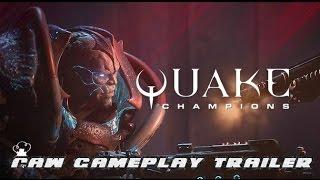 Quake Champions – Raw Gameplay Trailer