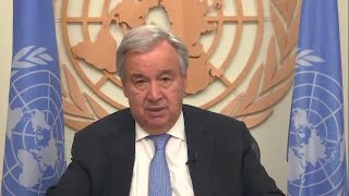 Video Message Marking the 75th Anniversary of the Adoption of the Charter of the United Nations