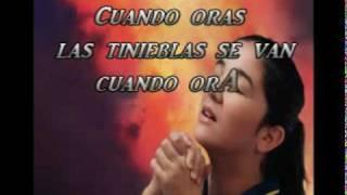 Cuando oras - Nancy Amancio