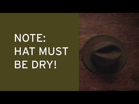Stetson Education: How to Travel with a Crushable Outdoor Hat