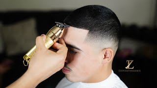 EASIEST AT HOME HAIRCUT!!!